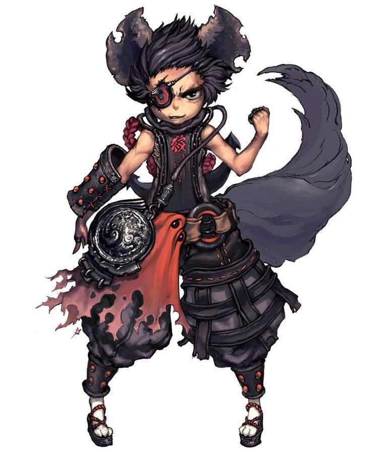 Blade & Soul - Lyn Male