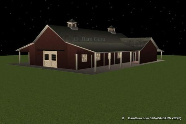 7 best ideas for the house images on pinterest pole for 8 stall barn plans