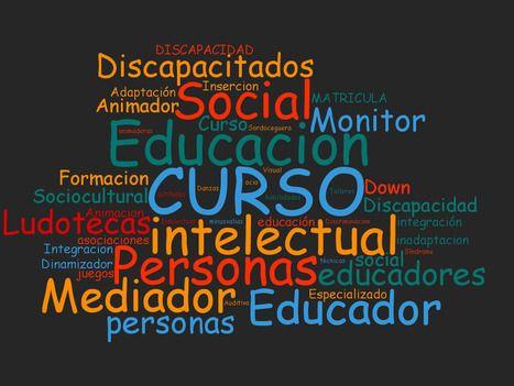 Curso Monitor Discapacitados Discriminacion social... - Cursos Educacion Social   Cursos educacion, trabajo social, integracion social   Scoop.it