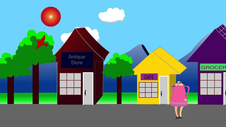 KettleMay's Shopping Fun - My First Animation with Adobe Flash Professional