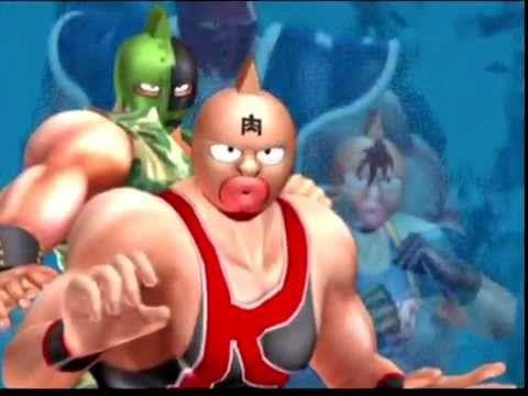 Kinnikuman Muscle Grand Prix 2 (PlayStation 2) Arcade as Kinnikuman