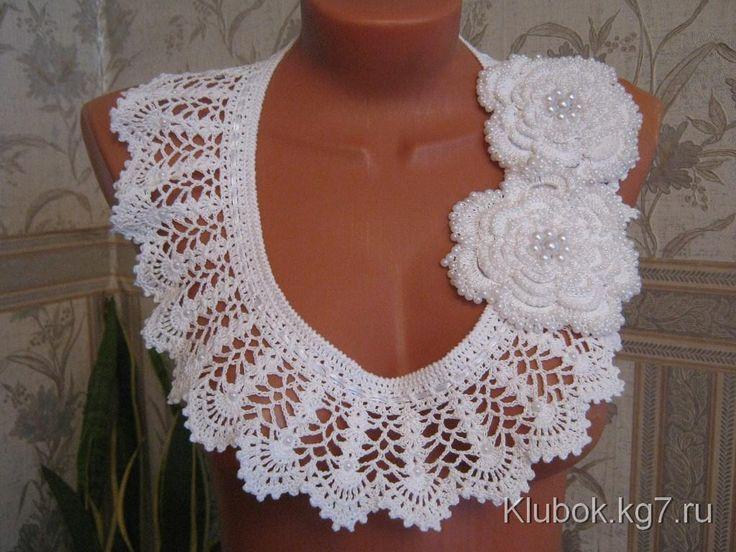 Author- Olga Ermolenko             Collier-collar.Work L. Tomchuk             Collar de...