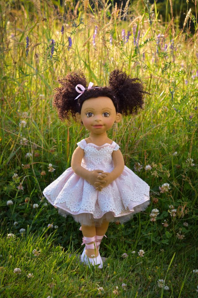 Tiny Dancer   Tara's Doll Studio