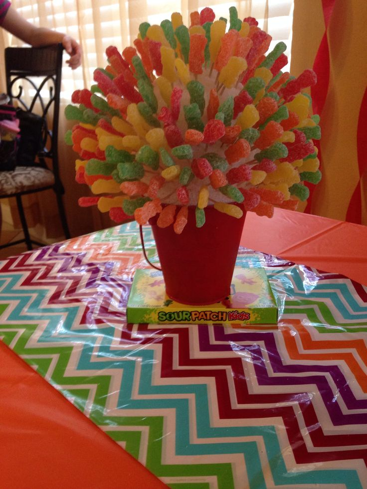 Our Sour Patch Kids Party  12/7/13