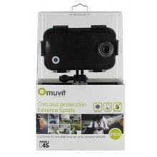Forro Galaxy S4 Muvit - Deporte Extremo  CO$ 224.324,36