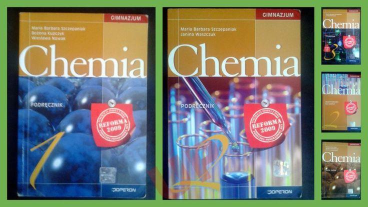 Chemia OPERON kl 1, 2, 3