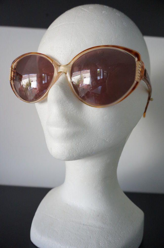monture lunettes de soleil ou vue Vintage VTG 70 SEventies secretary
