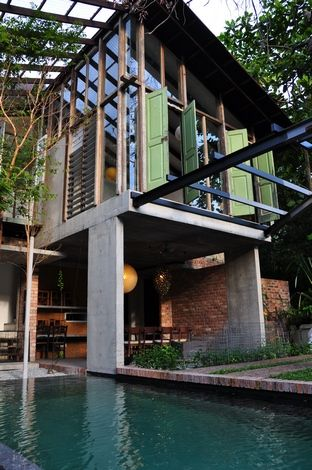 From the people who brought you Sekeping Serendah Retreat, Tenggiri is an intimate and relaxing getaway guesthouse, accommodation in Bangsar, Kuala Lumpur #dreamhouse