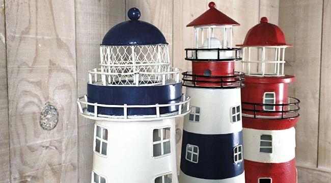 Inspiration bord de mer | Accessoires de décoration d'intérieur chez Westwing