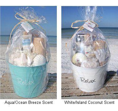 Spa Beach Bucket