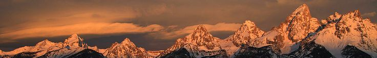 Grand Teton National Park and Snake River Overlook