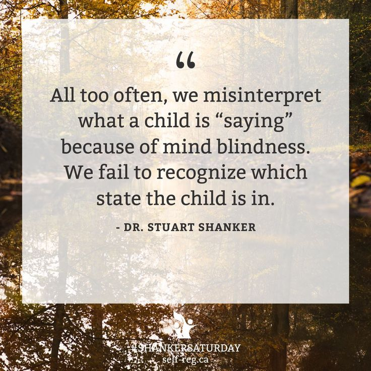 We have to listen to what the child is really saying. We have to look beyond the words.   #ShankerSaturday #SelfReg https://t.co/m6E4SJdfbJ