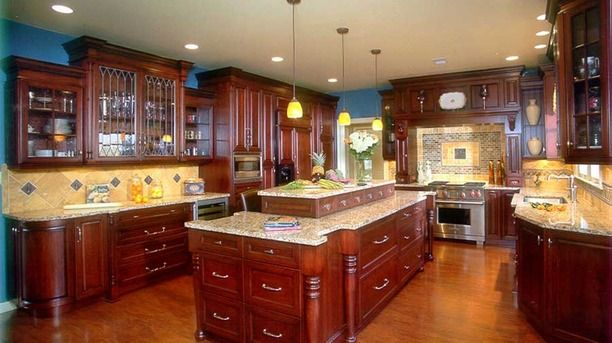 Kitchen Island Design and Spacing Tips