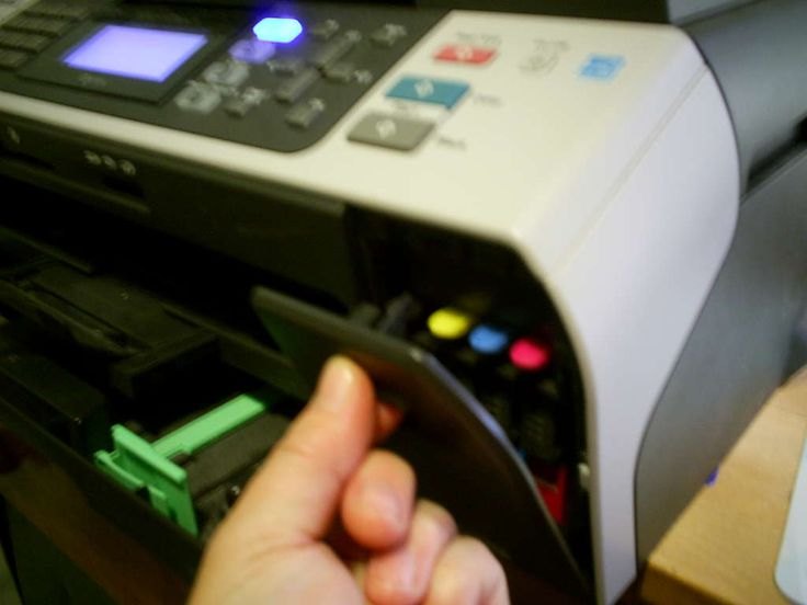 How to get more ink out of your printer