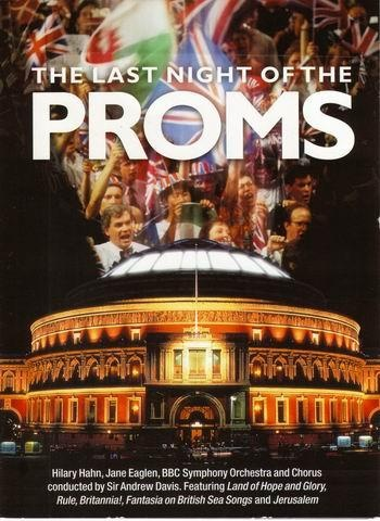 We had a brilliant time at Last night of the Proms.. Royal Albert Hall, London