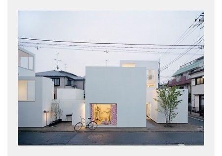 les 25 meilleures id es de la cat gorie ryue nishizawa sur pinterest architecture du japon. Black Bedroom Furniture Sets. Home Design Ideas
