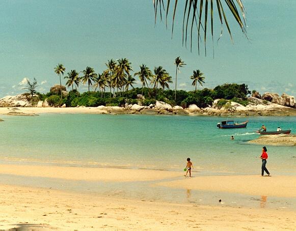 parai beach (image credit:  lim keng tjoe)