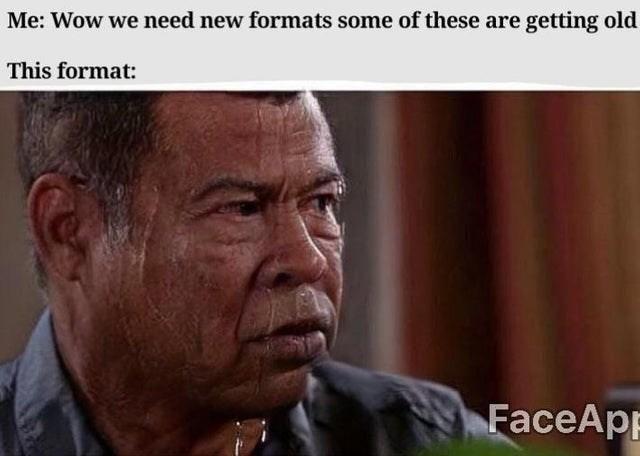 Old Memes In The Faceapp Challenge Age Like Fine Wine Old Memes Dankest Memes Memes