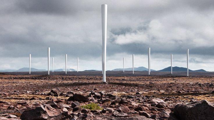 The future of wind turbines?