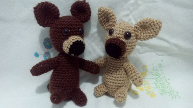 Amigurumi Orsetto Uncinetto : 17 Best images about Uncinetto on Pinterest Cats ...