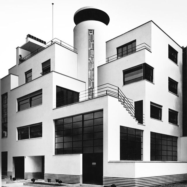1000 bilder zu 1920 39 s architecture auf pinterest for Architecture bauhaus