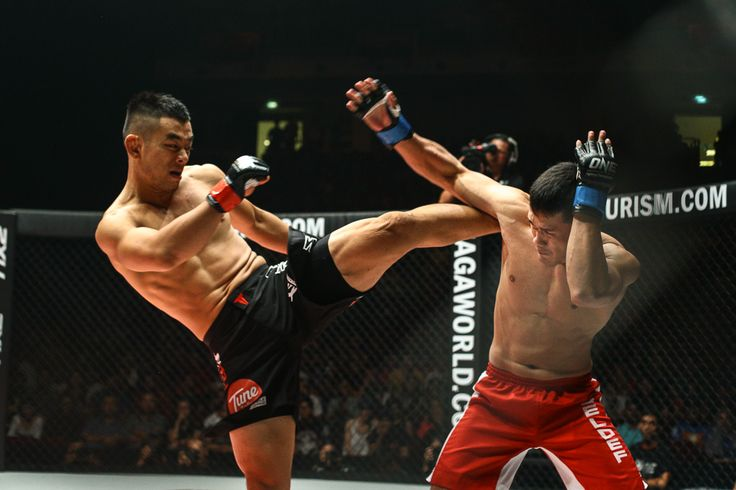 Featherweight bout: Ev Ting defeats Cary Bullos by Submission (Guillotine Choke) at 1:05 minutes of round 2