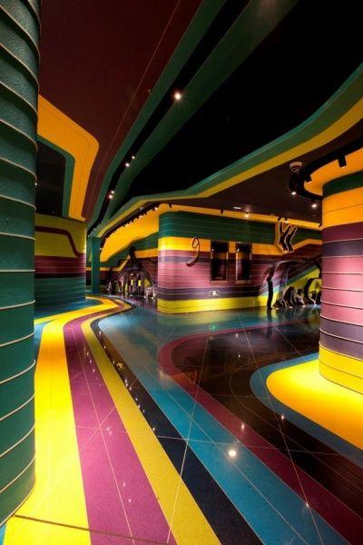 Самые креативные интерьеры кинотеатров со всего мира. Фото ...
