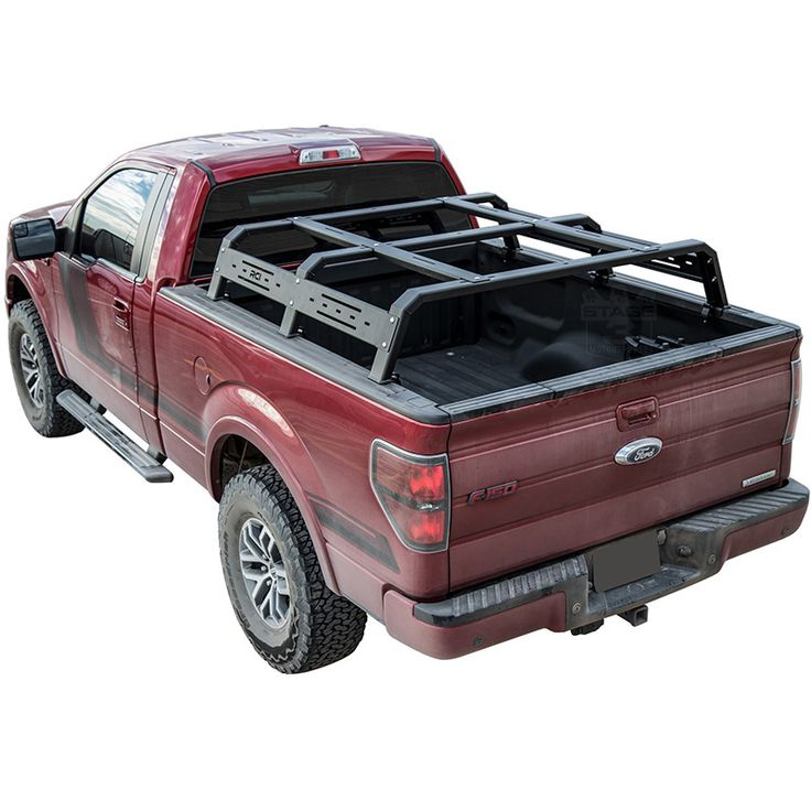 "RCI Universal 12"" Tall Bed Rack UNIVERSALBEDRACK Car"