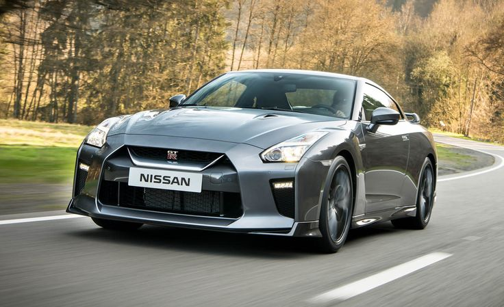 First drive of the 2017 Nissan GT-R, the comprehensively updated version of Nissan's supercar. Read the review and see photos at Car and Driver.