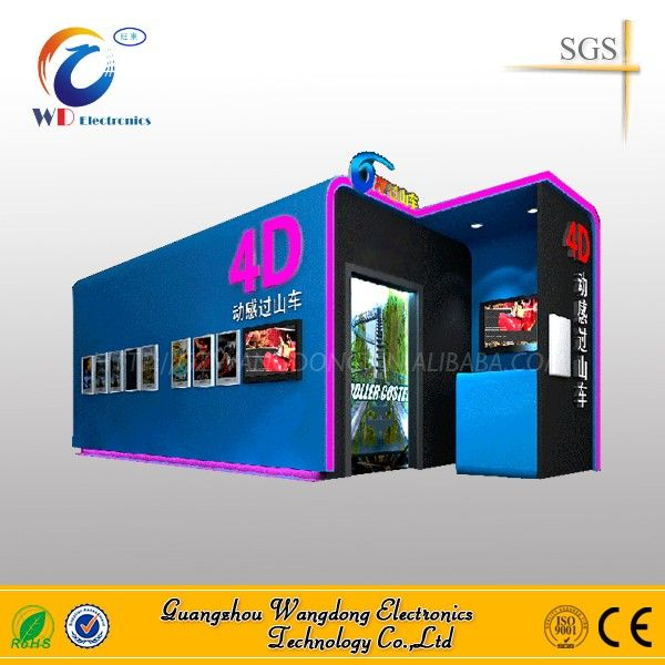 Hot sale cinema 4d/big 4d cinema projector/4d cinema