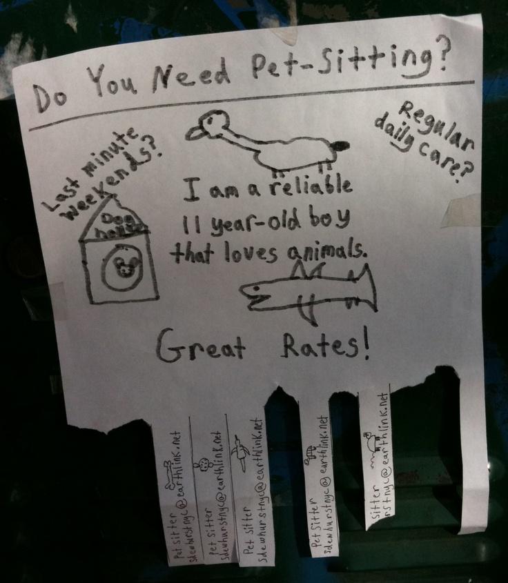 28 best Pet sitting images on Pinterest