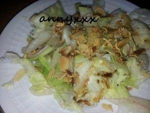 Super lecker dieser Mie Nudel Salat