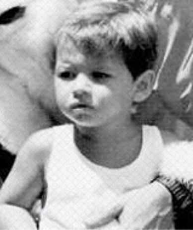 Baby Misha Collins!!!   Spn-family.   Pinterest