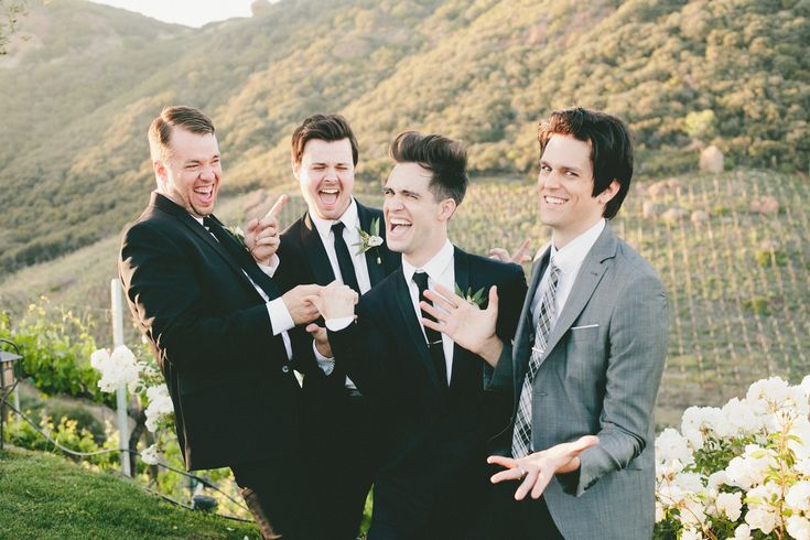 from Brendon and Sarah's Wedding <3