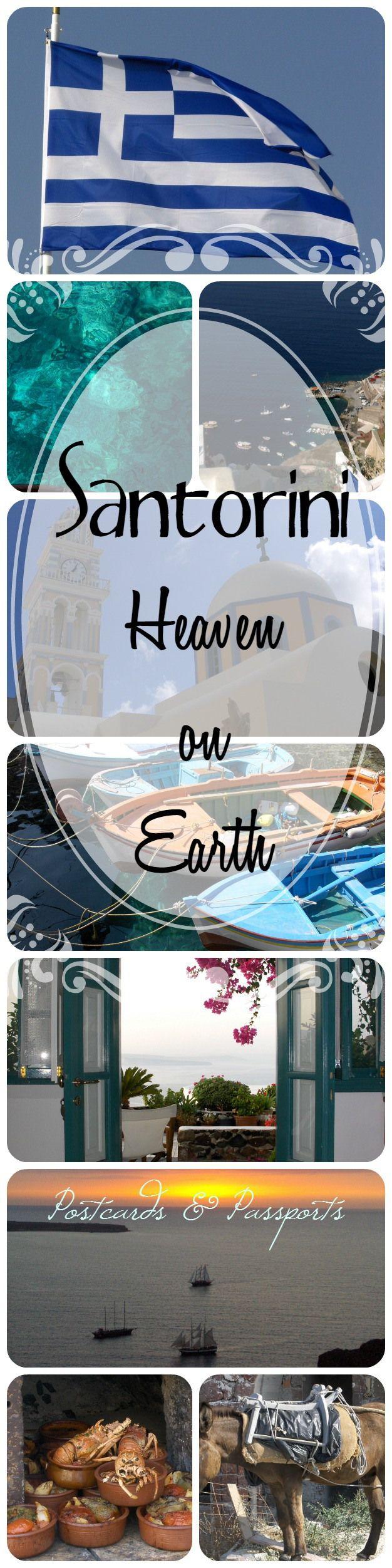 Santorini is the most beautiful and amazing place I have ever visited!  (Santorini, Greece) postcardsandpassports.com