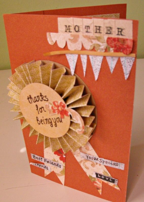 21 Best Images About Homemade Mother 39 S Day Cards On