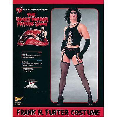 Frank N Furter Costume