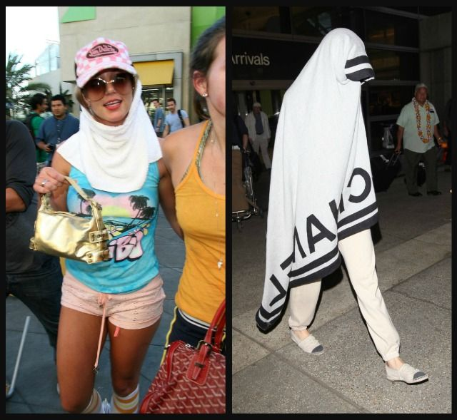 Katy Perry Copied Britney Spears' Outfit More Than Once