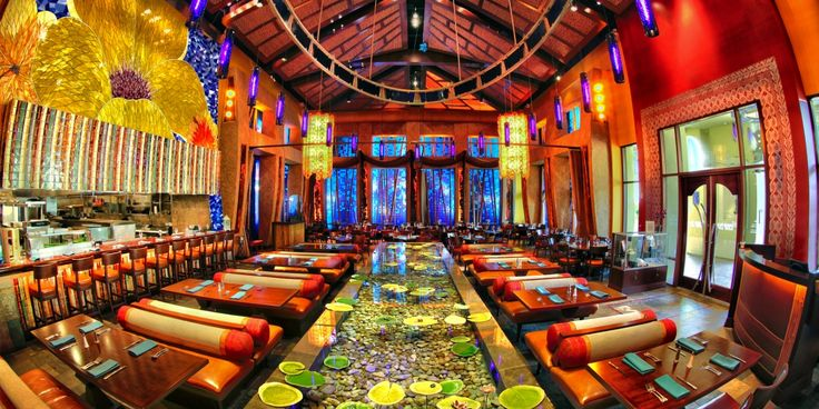 7 restaurantes de resorts no Walt Disney World Orlando #viagem #orlando #disney