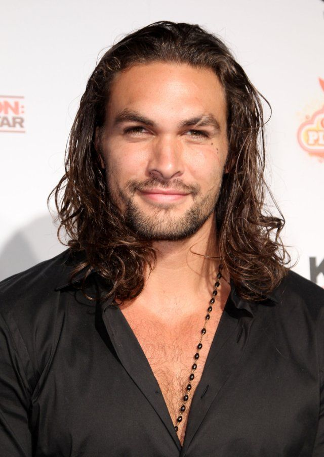 Jason Momoa is hawt