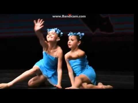 ALDC Maddie Ziegler Mackenzie Ziegler Brooke Kosinski - Tap Bossanova Baby - The Dance Awards 2015 - YouTube