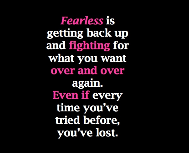 Fearless Taylor Swift Quote: 1000+ Images About Fear Will Not Cripple Me On Pinterest