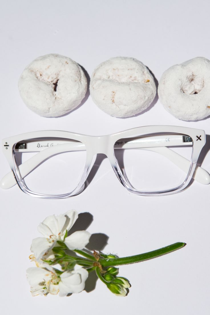 Derek Cardigan 7017 White Clear | Re-pin your favourite pair for your chance to win a pair!