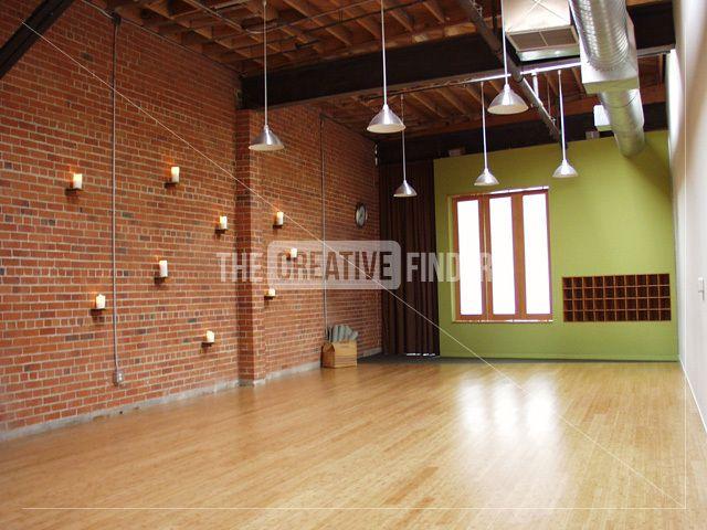 Namaste yoga studio by stuart lee exhibition design interior
