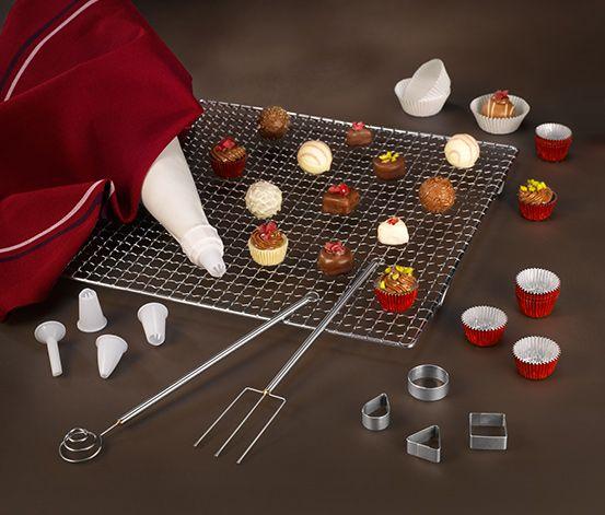 Zestaw do przygotowywania czekoladek #tchibo