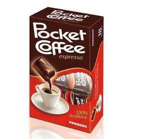 Ferrero Pocket Coffee Espresso Chocolate