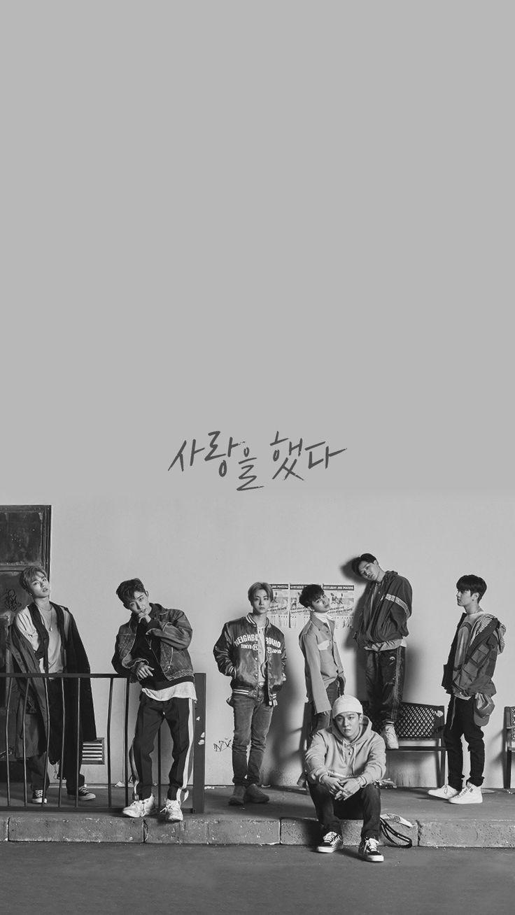#iKON #iKON_RETURN phone wallpaper