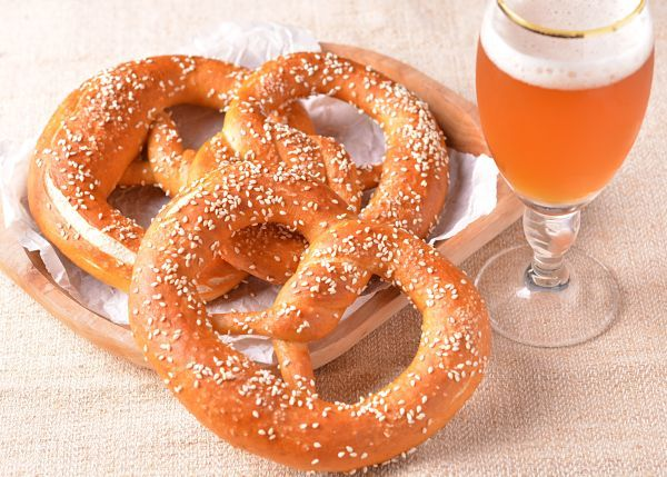 Homemade Soft Pretzels | Passion for cooking