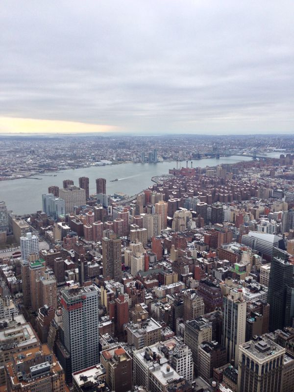 #NewYork #EmpireState