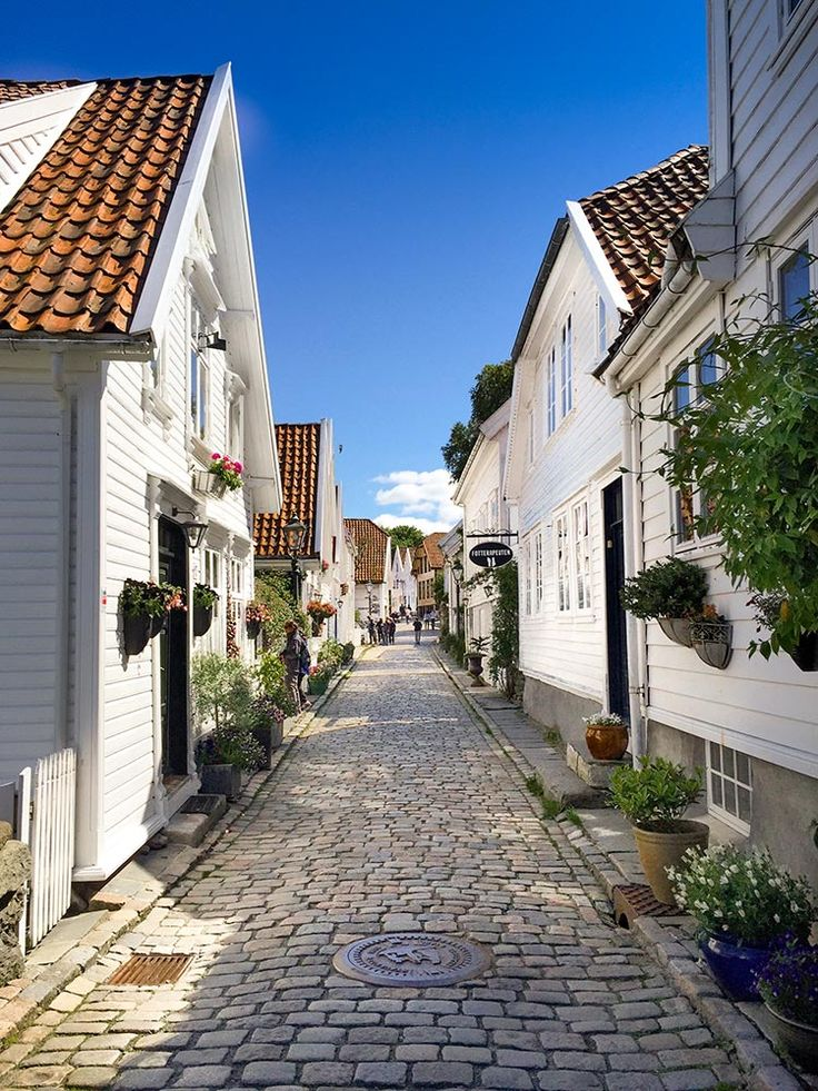 NORWAY Things to do in Stavanger - Walk around Old Stavanger Town